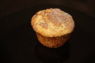 Lower-Fat Strawberry Cinnamon Muffins