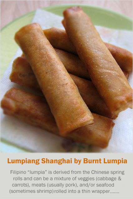 Lumpia -Build Your Own
