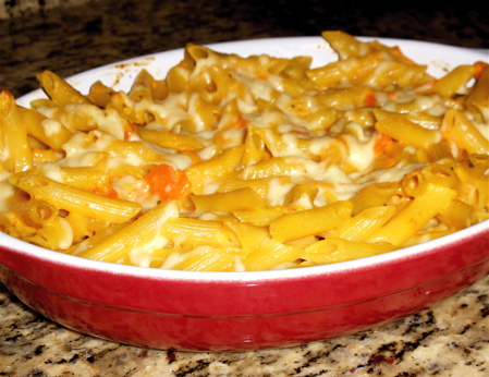 Macaroni and Cheese Surprise
