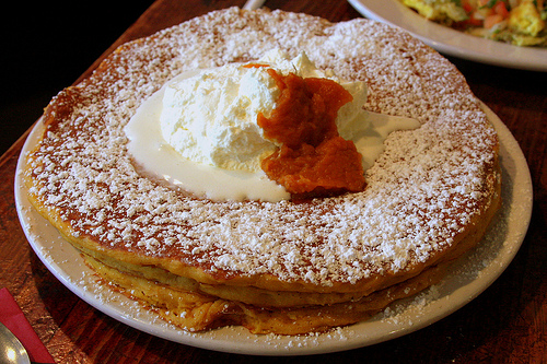 Griddle Cafe Pancake Recipe