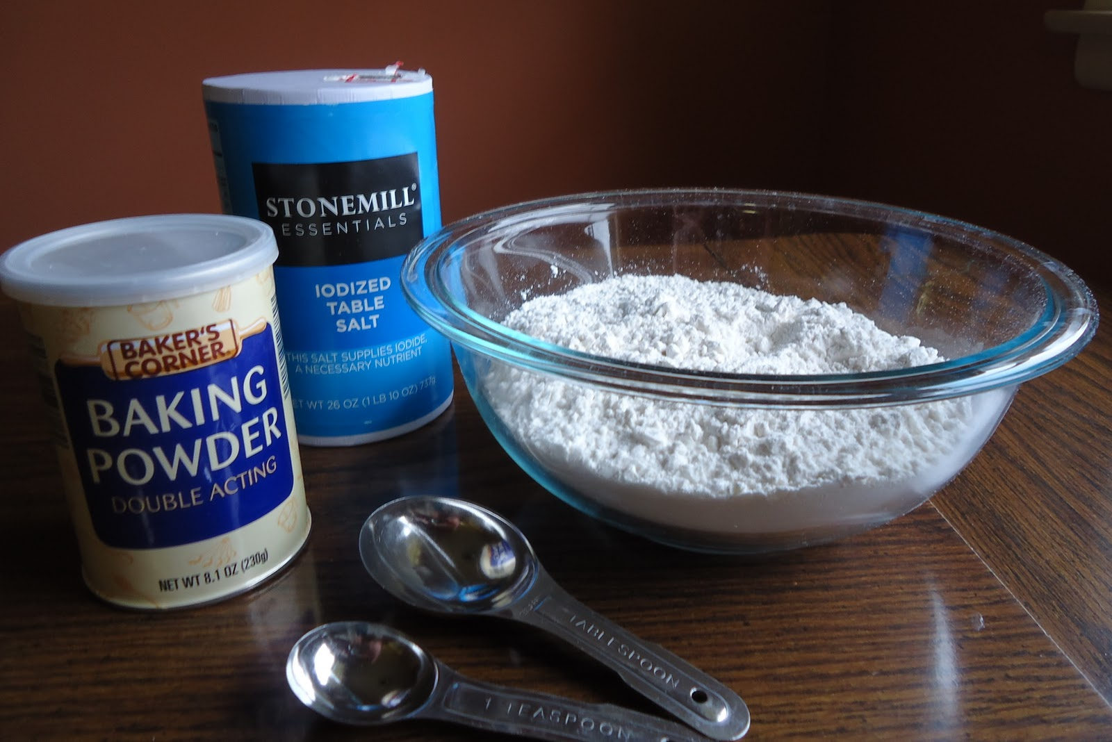 Make Your Own Baking Powder - Clone, Substitute