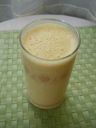 Mandarin Orange Smoothie