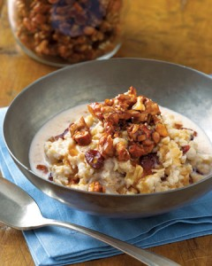 Maple Crunch Oatmeal