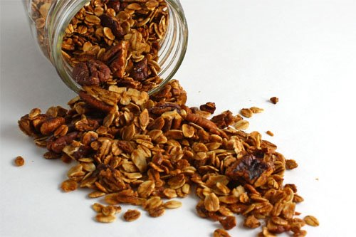 Maple-Pecan Granola