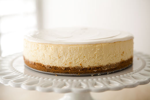 Master Recipe for Rich and Creamy Cheesecake