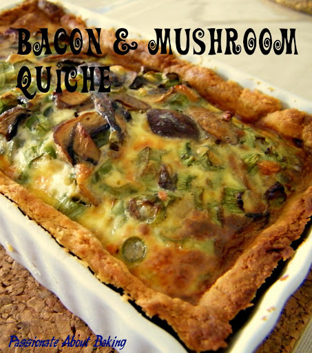 Meat and Potatoes Quiche (A.k.a. the Man's Quiche)