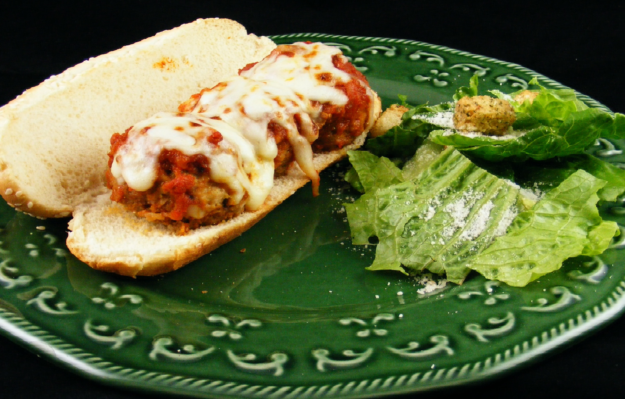 Meatball Subs (Crock Pot)
