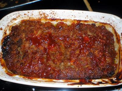 Meatloaf With Stove Top Stuffing