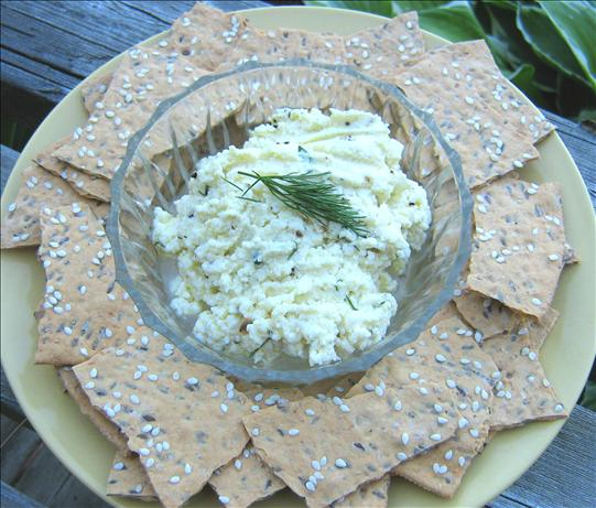 Middle Eastern Feta Spread