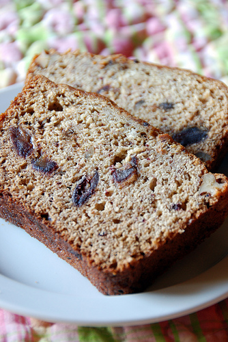 Millionaire Date Loaf
