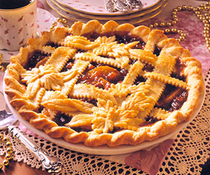 Mince-Pear Pie