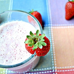 Mini Strawberry Shakes