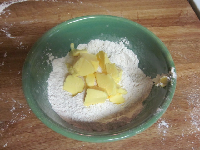 Miracle Baking Powder Pie Crust