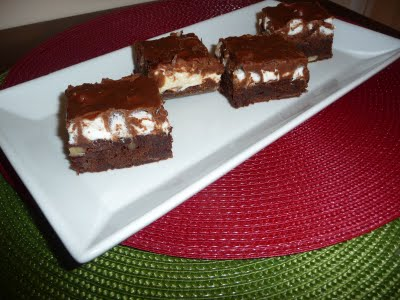 Mississippi Mud Brownies