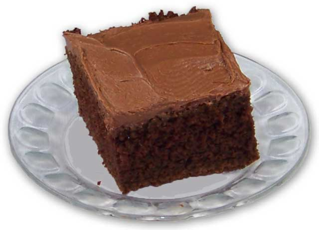 Moist and Rich Homemade Chocolate Cake Recipegreatcom