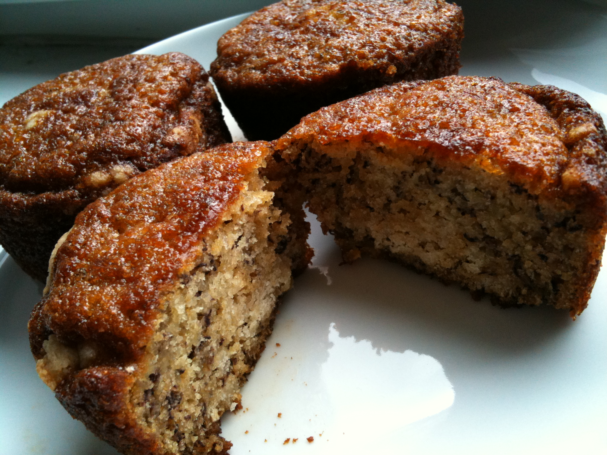 Moist Banana Muffins Recipegreat Com