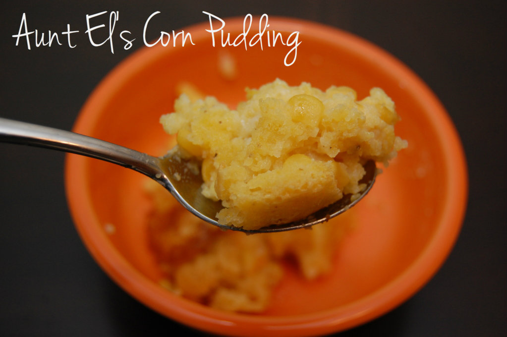 Mom's Famous Carrot Pudding