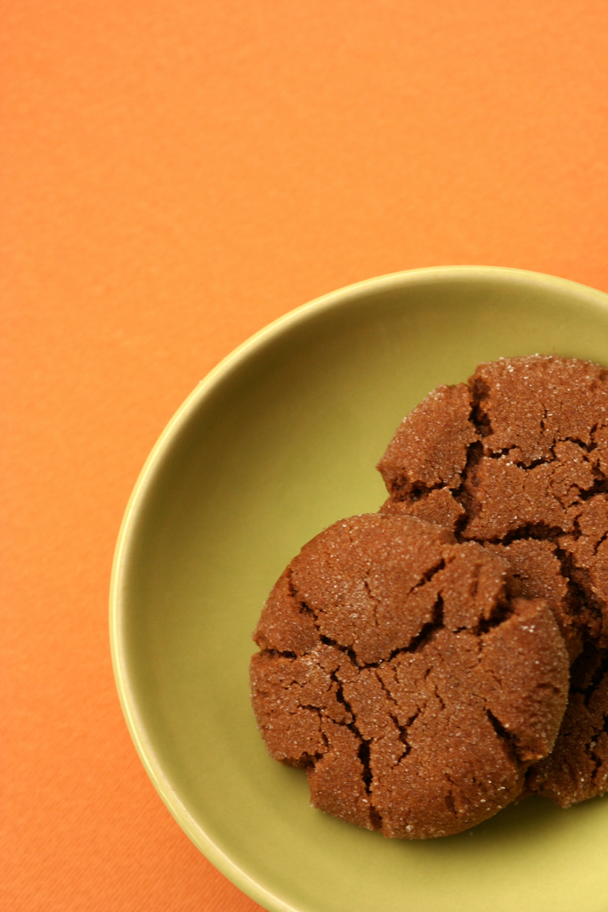 Mom's Gingersnaps