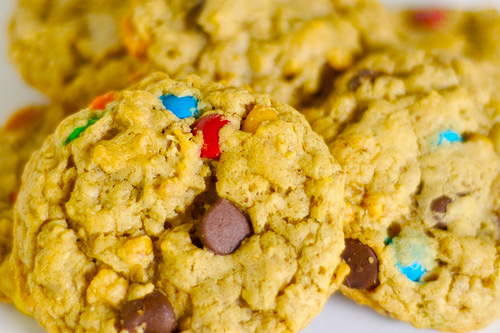 Monster Cookies I