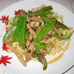 My Fly Stir-Fry