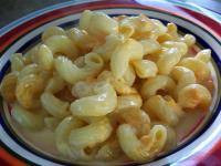 Nanny's Simple Macaroni and Cheese