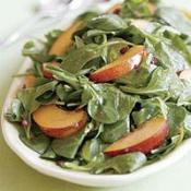Nectarine-Broccoli Salad