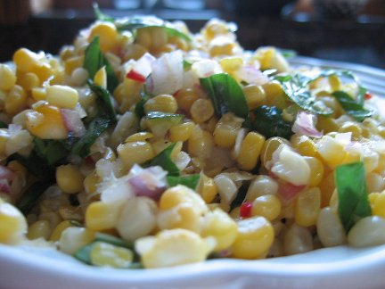 New Zealand Corn Salad