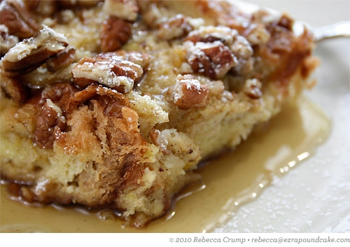 Night Before French Toast Casserole