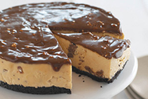 No-Bake Toblerone Cheesecake