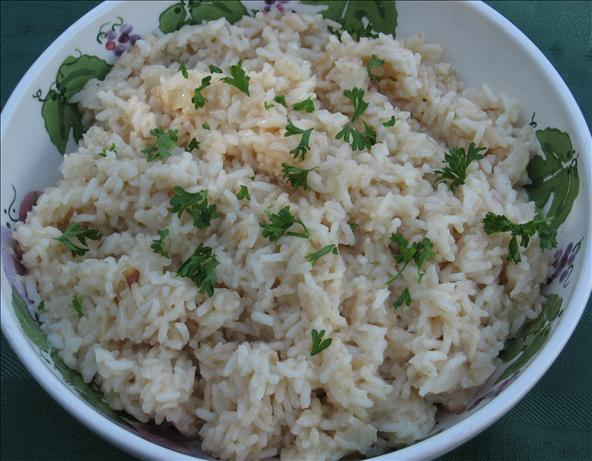 No Zee French Rice Pilaf