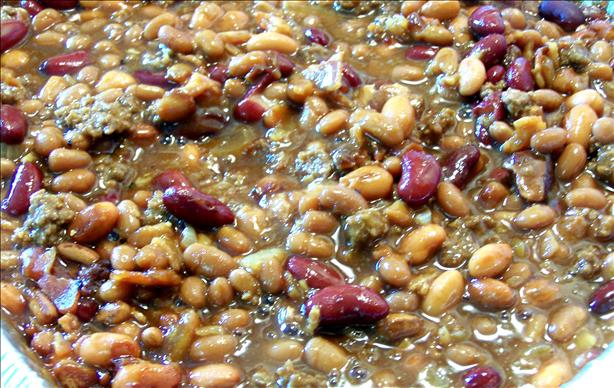 Not Your Boston Baked Beans