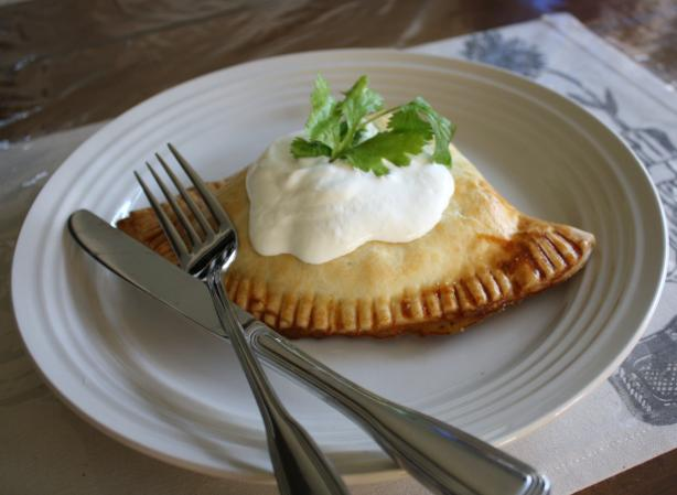 """Now and Later"" Vegetarian Empanadas"