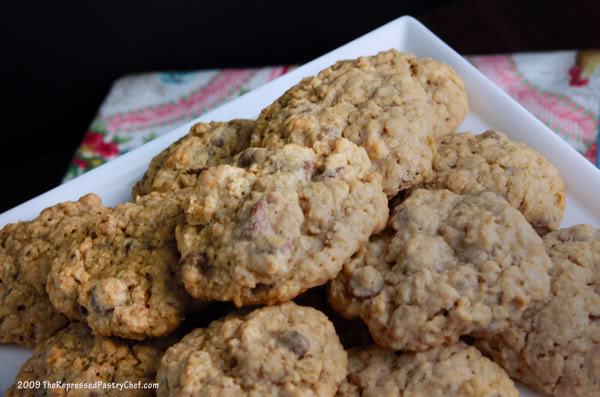 Oatmeal Chocolate Chip Cookies II
