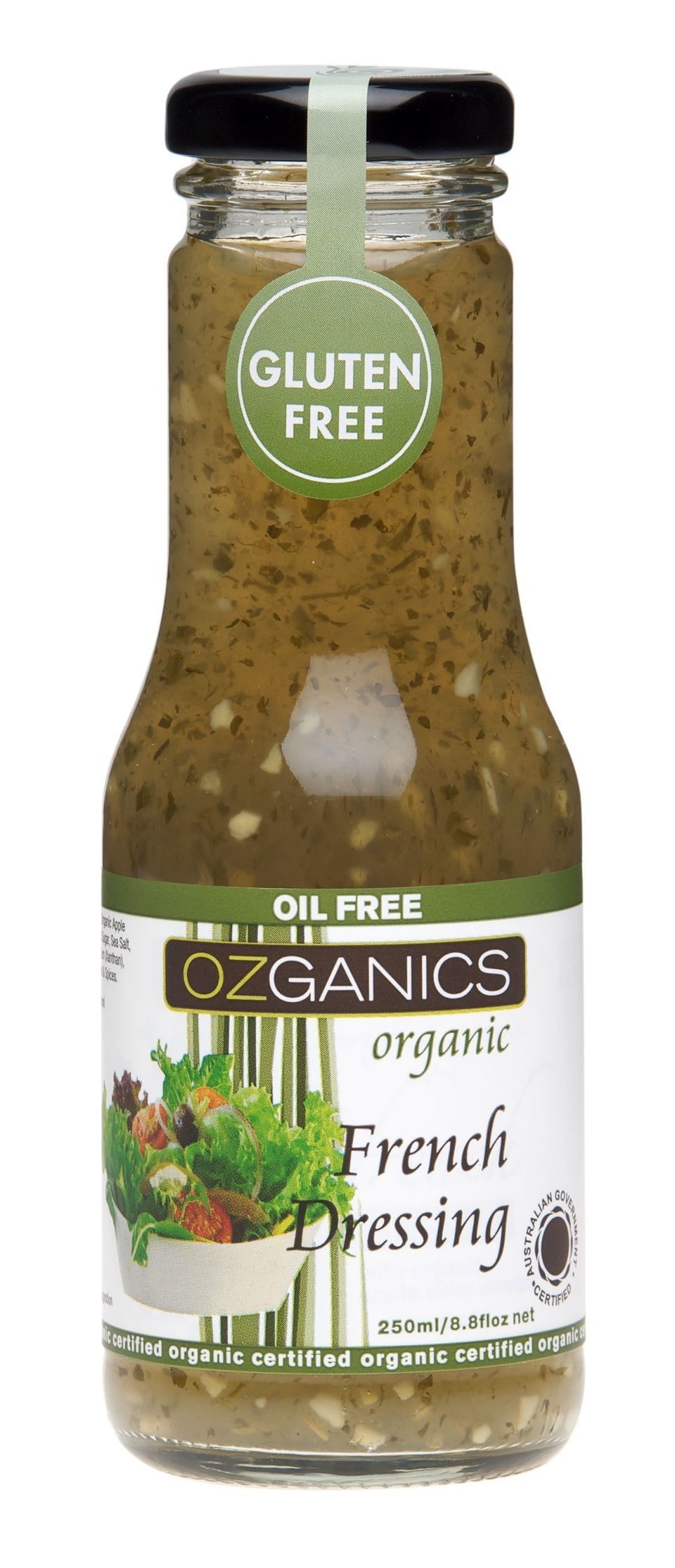 Oil-Free French Dressing