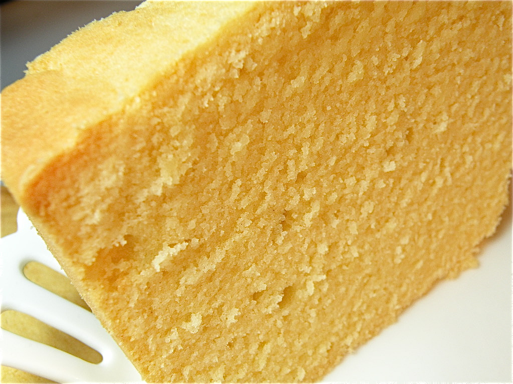 Old Fashioned Pound Cake II