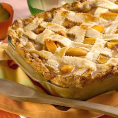 Old Fashioned Southern Peach Cobbler