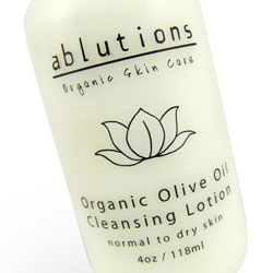 Olive Oil Facial Cleansing Lotion