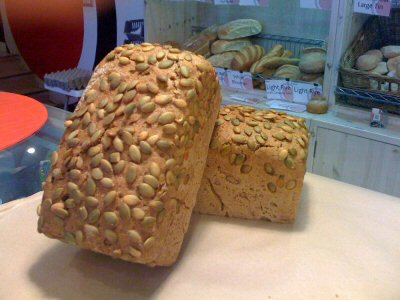 One Hundred Percent Rye Bread