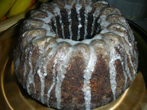 Oopsy Daisy! German Chocolate Bundt Cake