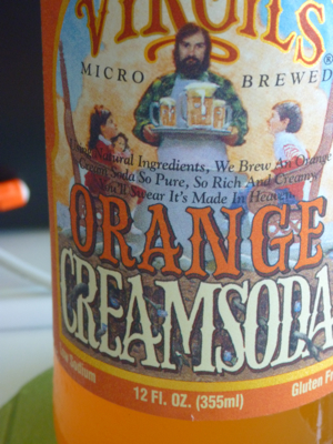Orange Mexican Soda