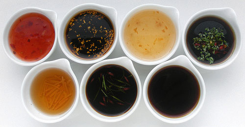 Oriental Dipping Sauce