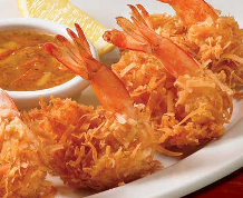 Outback Steakhouse Gold Coast Coconut Shrimp