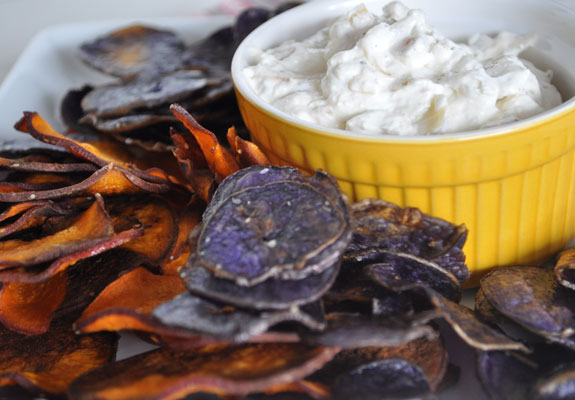 Oven-Cooked Potatoes With Onions and Cream
