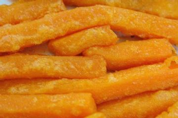 Oven-Fried Sweet Potato Fries