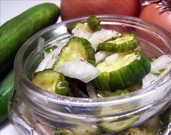 Overnight Pickles