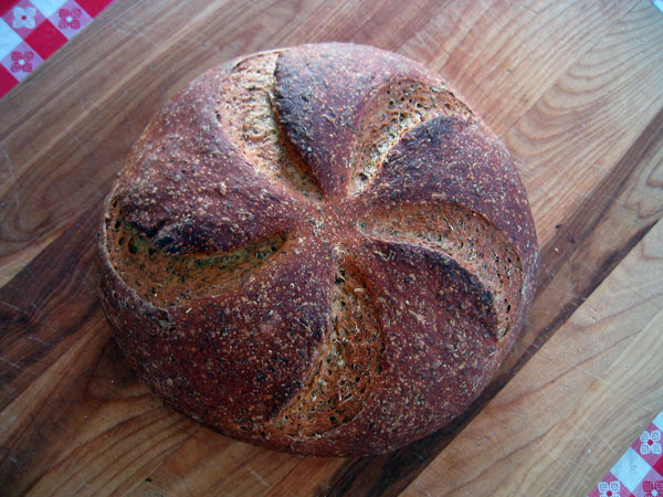 Pain De Provence (Herb French Bread)