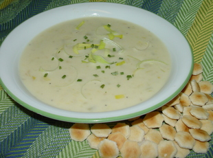 Pam's Potato Soup
