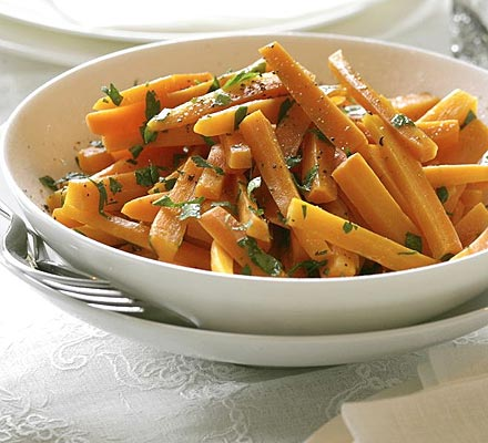 Parsley Carrots