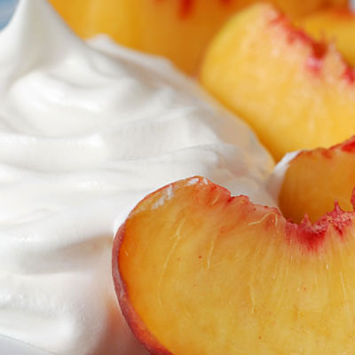 Peaches and Cream!