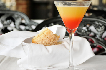 Peachtree Martini